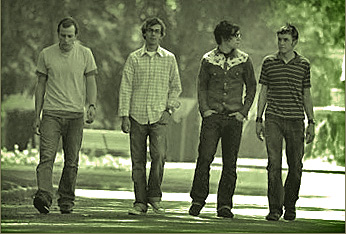 four-men-walking