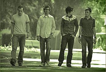 four-men-walking