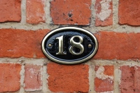 House number- 18