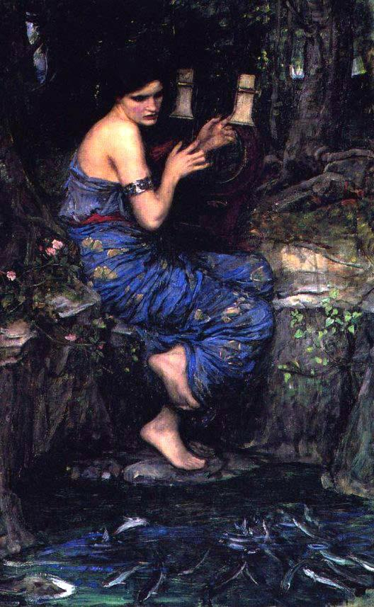John_William_Waterhouse_-_The_Charmer