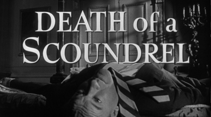 Death of a Soundrel