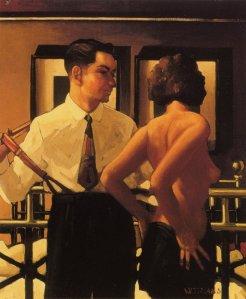 Jack Vettriano Painting 72