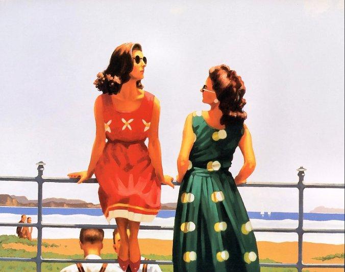 Jack Vettriano Painting 8