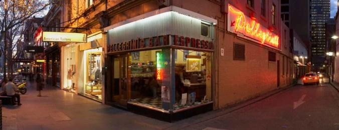 Pellegrinis Cafe