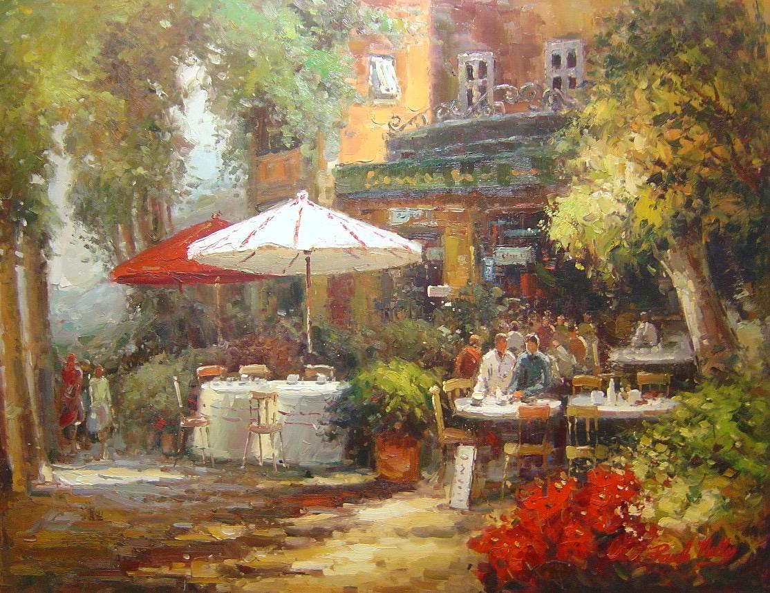 Naller - Hidden Cafe